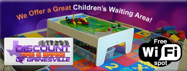 Children Waiting Area