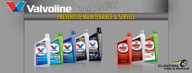 Valvoline Oil
