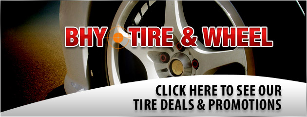 Save More at BHY Tire