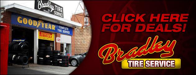 Bradley Tire Coupons