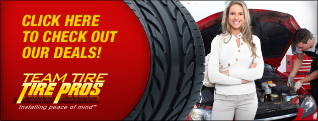 Team Tire Pros Coupons