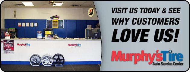 Murphys Tire Coupons