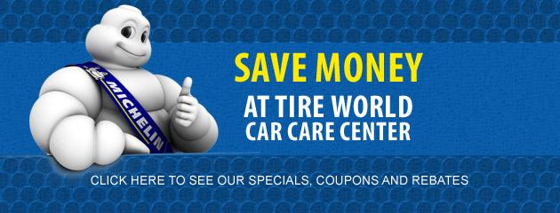 Tire World Car Care Center