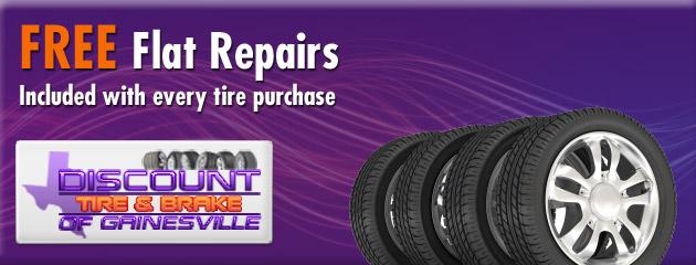 FREE Flat Repairs
