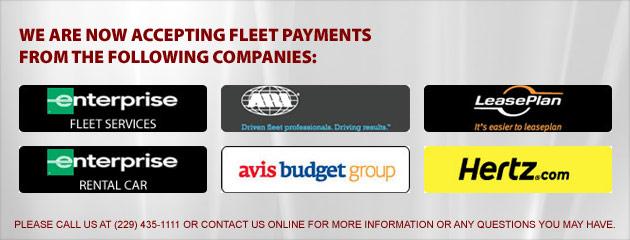 Fleet Payments at Goodlife Tire