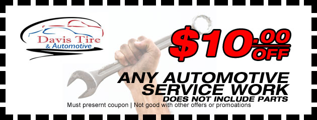 Save on Any Service Work