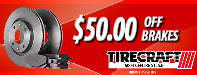 $50 Off Brakes