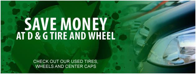D&G Tire Savings