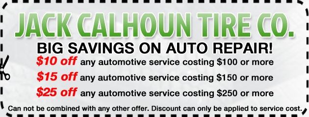 Big savings on services!