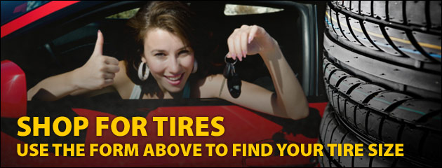Shop For Tires At Genes Wholesale Tire