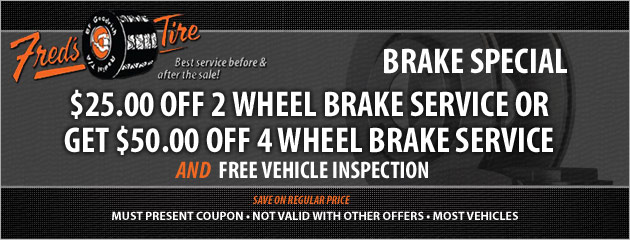 Brake Special
