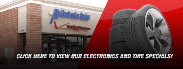 Als Tire Mart and Electronics Center