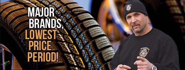 Tires and Wheels Bridgeport CT Brands