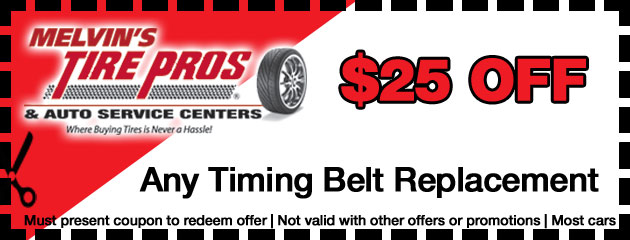 Timing Belt Coupon