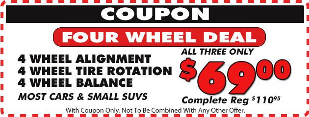 Four Wheel Deal