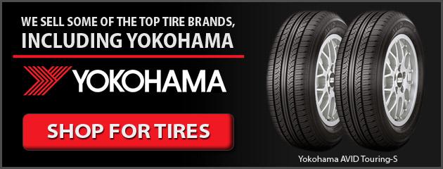 Featuring Yokohama Tires