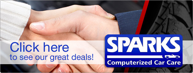 Save More at Sparks