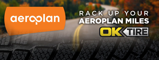 Aeroplan Miles