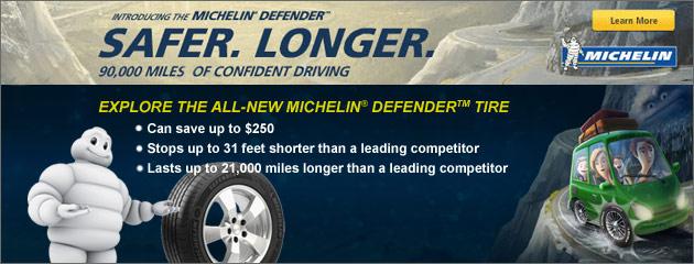 Michelin Defender