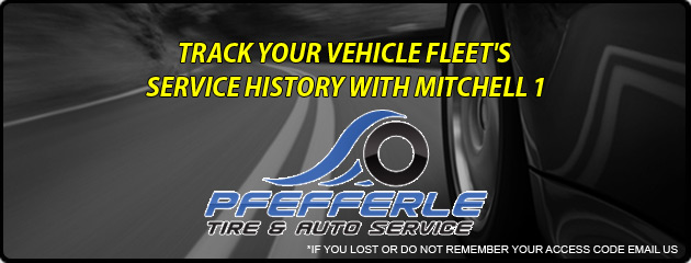Track Your Vehicles Repair