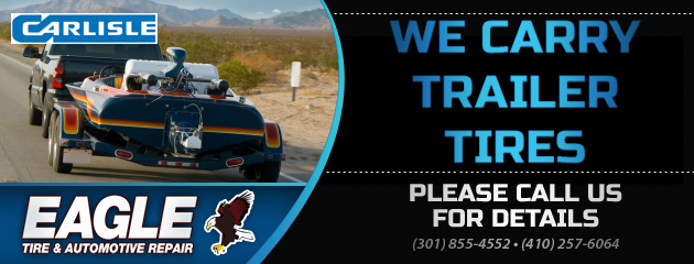 We Carry Trailer Tires