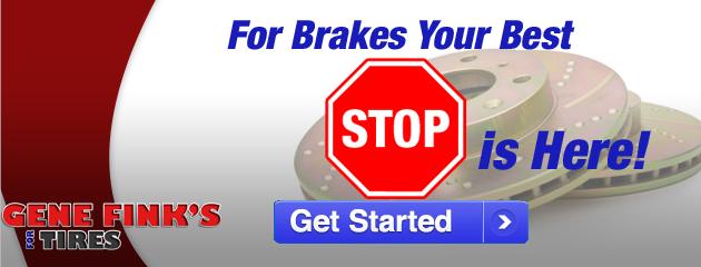 Brakes slider