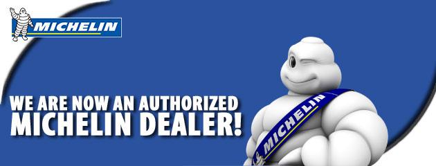 Authorized Michelin Dealer