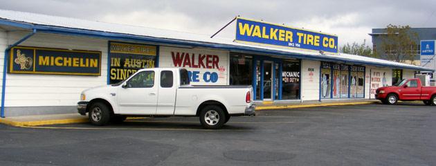 Walker tire Co Location