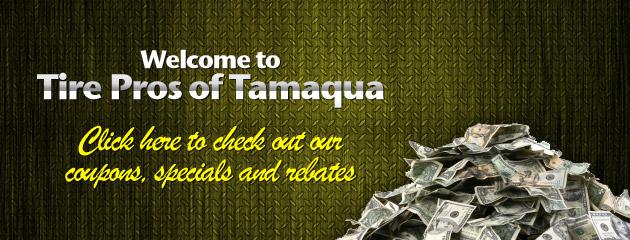 Tire Pros Tamaqua - Home