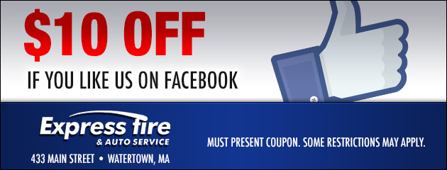 $10 Off if you Like us on FB