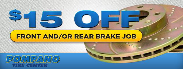 Brake Job