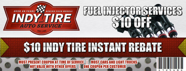 Fuel Injector Service Special