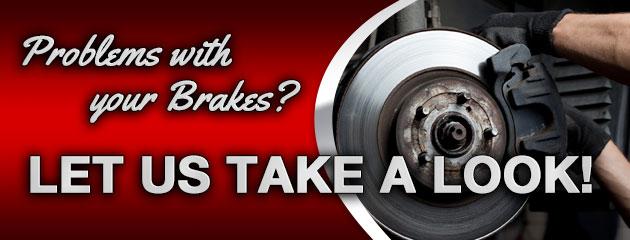 Brake Problems?