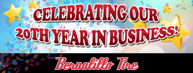 20th Year in Business