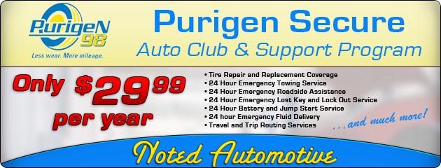 Purigen Club