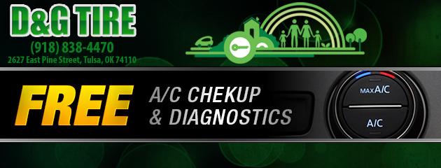 Free AC Checkup Diagnostics
