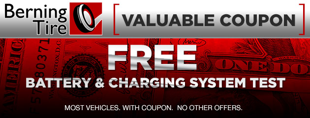 Free Battery and Charging Test