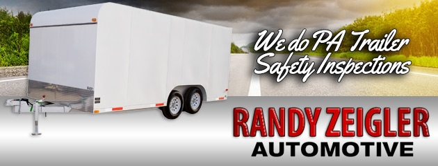 We Do PA Trailer Safety Inspections