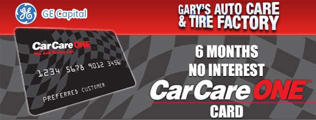 Tire Factory Car Care One