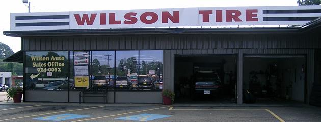 Wilson Tire & Auto Care Location 1