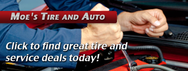 Moes Tire & Auto LLC - Home