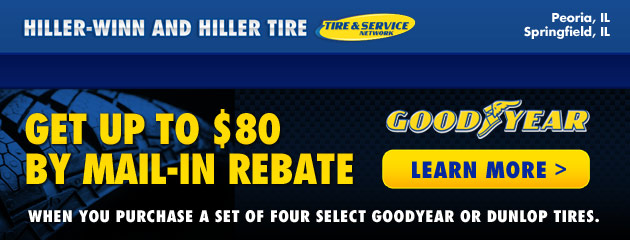 Goodyear Promo