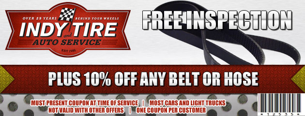 Belts and Hoses Special