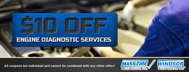 $10 Off Diagnostics