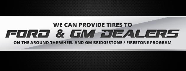 Ford & GM Dealer Tires