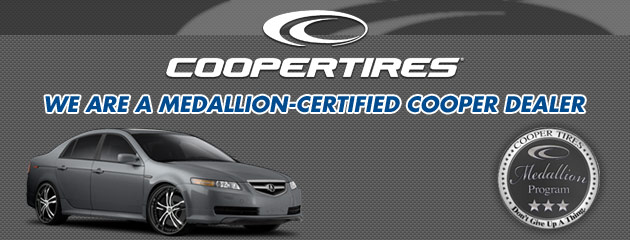 Cooper Tires Medallion Program