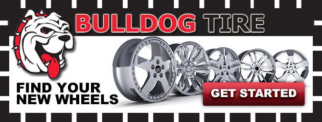 New Wheels from Bull Dog Tire