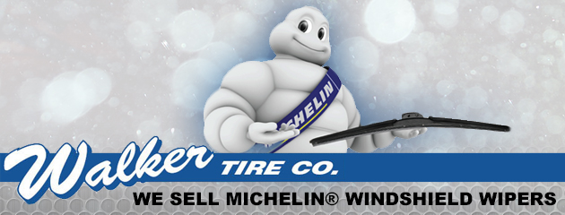 Michelin Windshield Wipers from Walker Tire Co