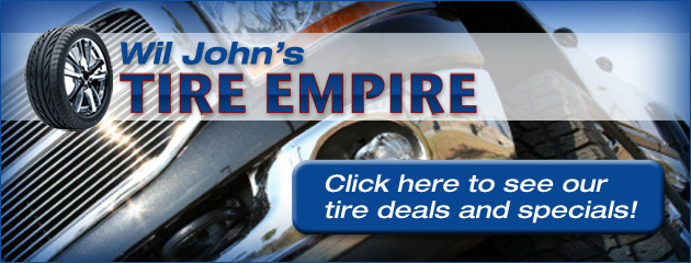 Wil Johns Tire Empire
