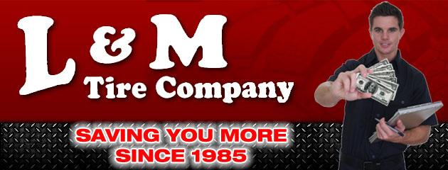 L & M Tire Company_Coupons Specials